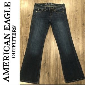 American Eagle Boot Cut Stretch Jeans 2S